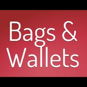 Bags & Wallets ------>